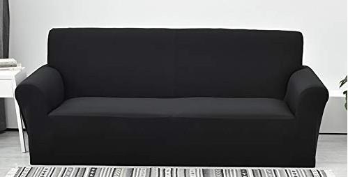 Sesselbezug Schwarz